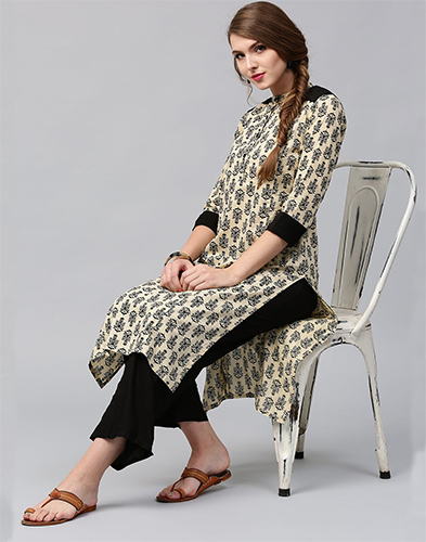 5 Kurtis Styles to be Your Perfect Travel Partner