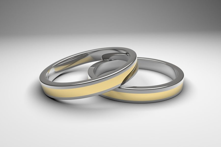 A short history of the eternity ring