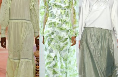 Top Spring/Summer 2020 Fashion Trends to Expect