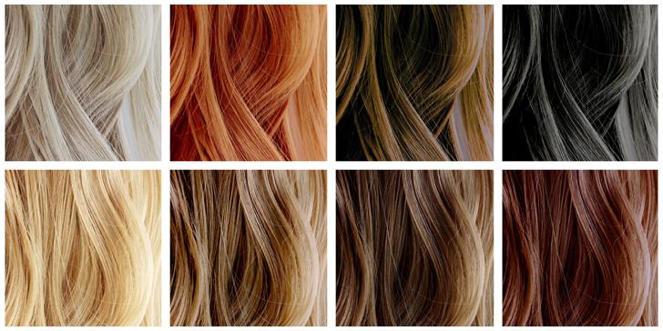 Choosing the Best Hair Color